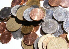 Curs valutar: Leu, în picaj față de principalele valute