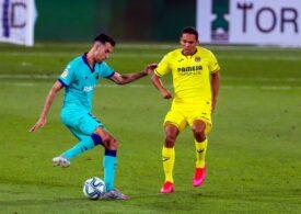 Victorie la scor pentru FC Barcelona