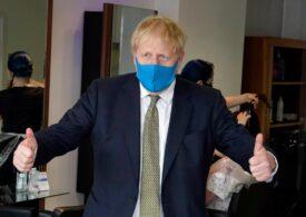 Boris Johnson recunoaște că a gestionat greșit pandemia de COVID: Partea cea mai rea se va termina până la mijlocul anului viitor