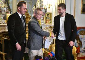 Sergiu Buș a semnat cu FCSB - oficial