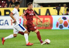 Liga 1: CFR Cluj a învins-o pe FC Botoșani