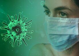 Un medic s-a reinfectat cu coronavirus la trei luni după ce se vindecase de COVID-19