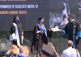 Mihnea Costoiu: Circa 80 la sută din absolvenţii UPB rămân în ţară, acum zece ani plecau (Video)