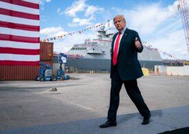 """Trump spune că 99% din contaminările cu COVID-19 sunt """"inofensive"""""""
