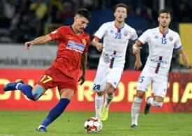 FCSB calcă din nou strâmb în Liga 1
