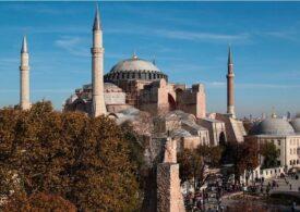Decizia lui Erdogan privind basilica Sfânta Sofia a stârnit reacții din partea creștinătății