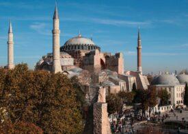 Hagia Sofia, suspinul amar al credinței noastre