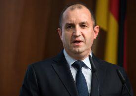 """Bulgaria: Preşedintele cere demisia guvernului """"mafiot"""", după percheziții la sediul său și arestarea unor consilieri"""