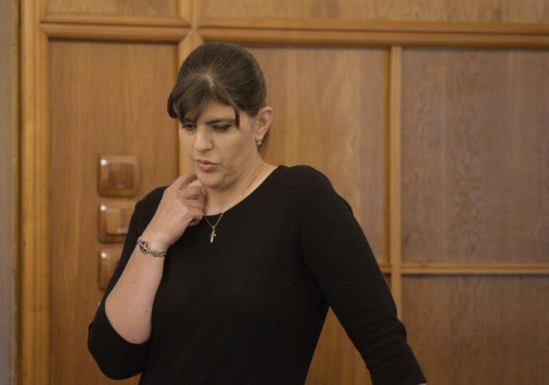 Kovesi e pregătită de atacuri la nivel european. Ce spune despre procurorii și judecătorii din România