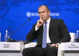 Percheziţii și arestări la  sediul Administraţiei Prezidenţiale din Bulgaria - trafic de influență și divulgare de secrete de stat