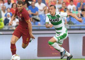 Chiricheș a lipsit de pe teren într-un meci în care lui Sassuolo i-au fost anulate 4 goluri (Video)