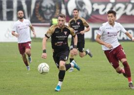 Rapid învinge lidera UTA și încă mai speră la promovarea în Liga 1