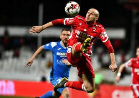Liga 1: Dinamo încă mai respiră în lupta pentru salvarea de la retrogradare