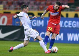 Liga 1: Universitatea Craiova învinge FCSB în derbi cu două penaltiuri și e la patru puncte de CFR Cluj