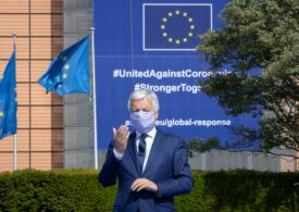 Comisia Europeană verifică vânzările online de măşti şi geluri dezinfectante, pentru a identifica înșelătoriile