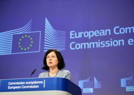 UE va condiţiona alocarea fondurilor de situaţia statului de drept şi combaterea corupţiei