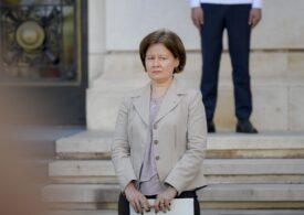 Prima reacție a procurorului general Gabriela Scutea după ce DIICOT a clasat Dosarul 10 August