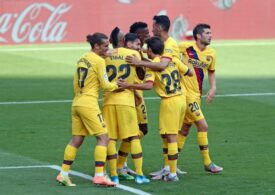FC Barcelona nu renunță în lupta pentru titlu cu Real Madrid