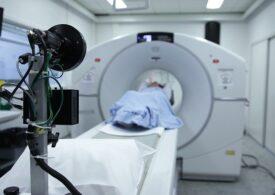 Primarul Tudorache se laudă că tomograful cu softul special pentru COVID e funcțional după 2 luni de când l-a dus la Matei Balș