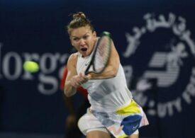 Simona Halep și-a anulat participarea la Palermo