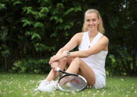 Victorie impresionantă pentru Petra Kvitova