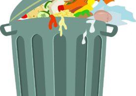 Românii aruncă 5 milioane de tone de mancare, în fiecare an. Suntem pe locul 9 în topul european al risipei