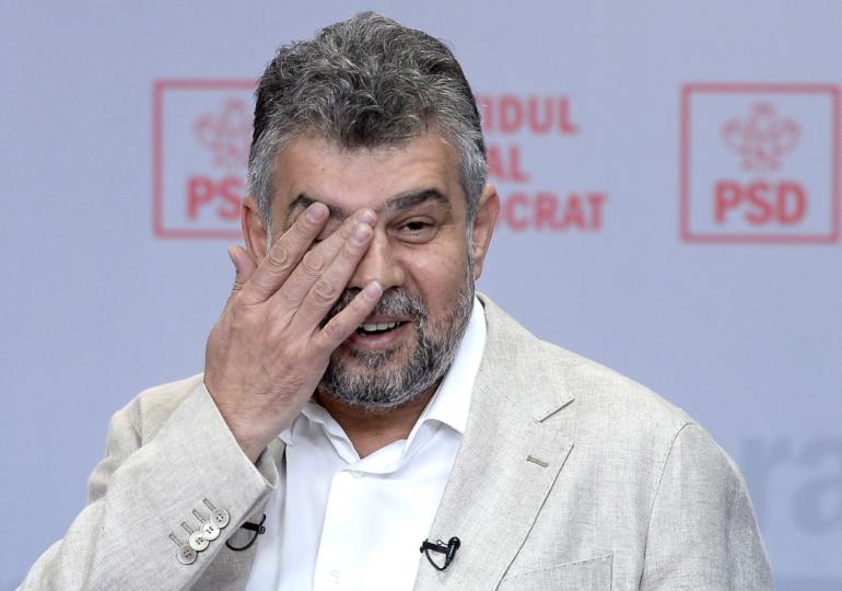 Ciolacu anunță moțiune de cenzură în august: Un haos mai mare decât e acum nu poate fi creat nici măcar de PSD (Video)