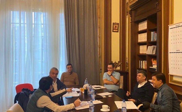 Ciolacu anunță că moțiunea de cenzură e în lucru, la Șerban Nicolae. PSD deja își face planuri ce premier îi propune lui Iohannis
