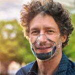 FDA-ul american a aprobat prima mască de protecție care nu ascunde fața. Are și o grămadă de alte avantaje