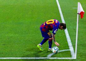 News Alert din Argentina: Lionel Messi a cerut să plece de la Barcelona