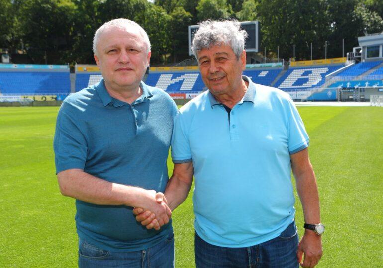 Patronul lui Dinamo Kiev, gest superb pentru Mircea Lucescu