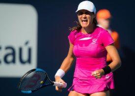 Monica Niculescu se califică în finala de dublu de la Doha