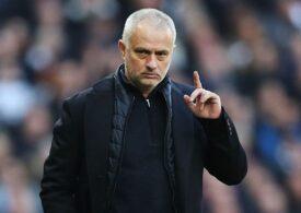 Jose Mourinho a fost dat afară de Tottenham