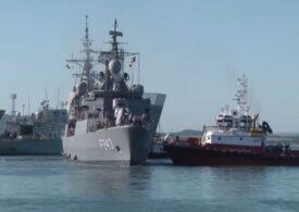 Ucraina începe manevre militare comune cu ţări membre ale NATO în Marea Neagră: Participă și România