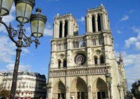 Macron: Catedrala Notre Dame va fi restaurată în forma de dinainte de incendiul din 2019