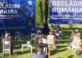Guvernul și Iohannis au prezentat Planul de Relansare Economică. Multe promisiuni pentru o viață mai bună și discursuri presărate cu atacuri la PSD