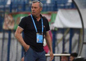 Mircea Rednic nu mai este antrenorul lui Poli Iași