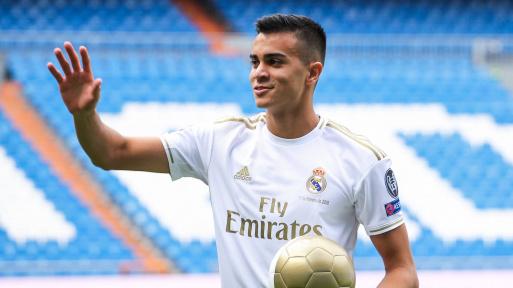Real Madrid renunță la un jucător brazilian de perspectivă