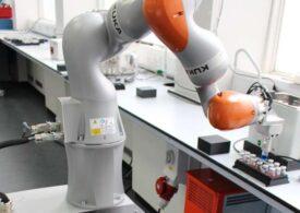 Roboţii au intrat în laboratoare ca cercetători. Şi fac chiar şi descoperiri