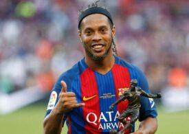 Ronaldinho rămâne în arest în Paraguay