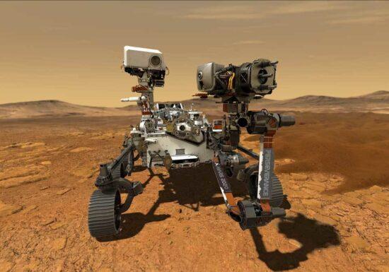Roverul Perseverance a produs o premieră extraordinară: Oxigen pe Marte
