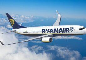 Un avion Ryanair a aterizat de urgenţă pe aeroportul din Salonic