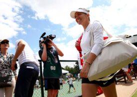 WTA a anunțat clasamentul după rezultatele înregistrate la turneul de la Ostrava