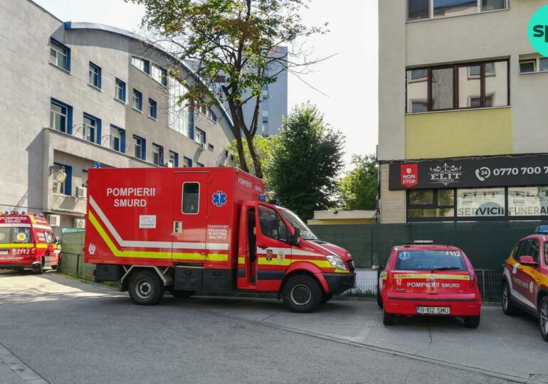 Un avocat acuză că tatăl său a rămas paralizat după ce a așteptat opt ore la UPU Arad