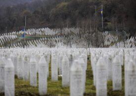 """""""La Srebrenița, Europa a eșuat"""""""