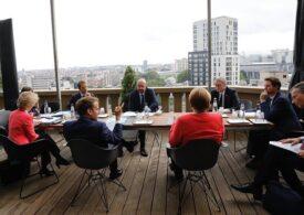 """Summit UE: Consultări pentru convingerea """"frugalilor"""", impasul continuă"""