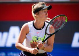 Înfrângere usturătoare pentru Elina Svitolina
