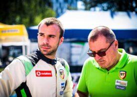 Un român, în Campionatul European de Raliuri