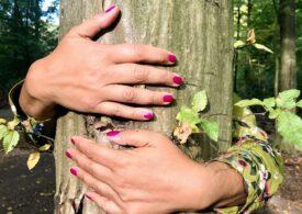 Recomandare pentru depășirea sentimentului de izolare: Îmbrăţişaţi un copac, dacă nu vă puteţi îmbrăţişa rudele