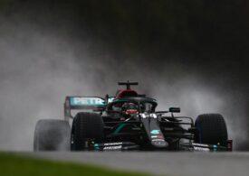 Formula 1: Hamilton se revanșează și obține un pole position în Austria